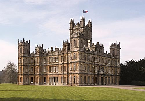 Highclere Castle - das wahre Downton Abbey