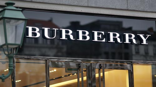 Burberry Shop Logo