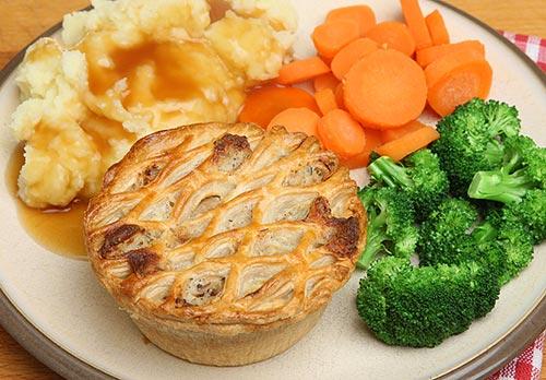 Die englische Küche zwischen Tradition und Moderne
