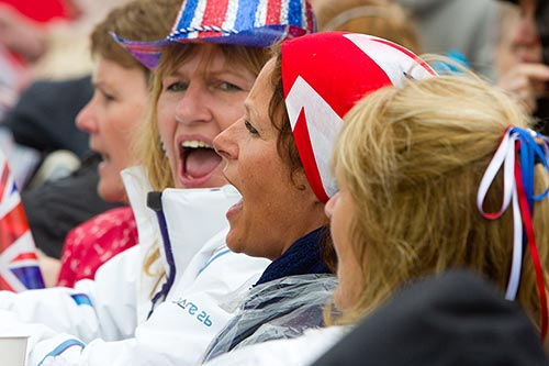 Nationalhymne England