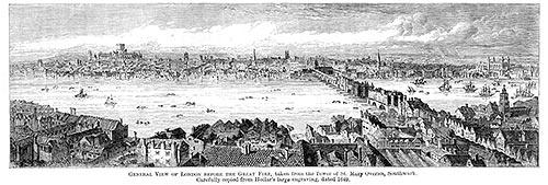 Abriss Der Geschichte Von London
