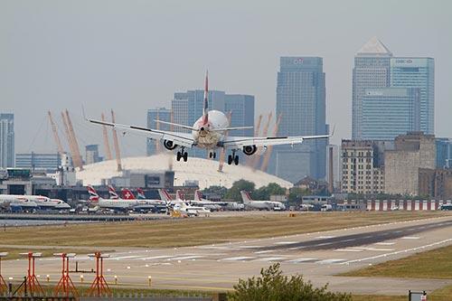 London City Airport Die Komfortable Anreise