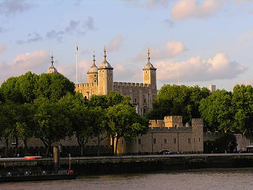 Pure Machtdemonstration: der trutzige Tower of London