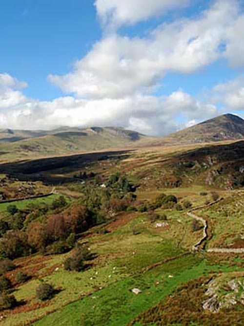 Snowdonia National Park - Bed and Breakfast oder Hotel in Wales schnell buchen